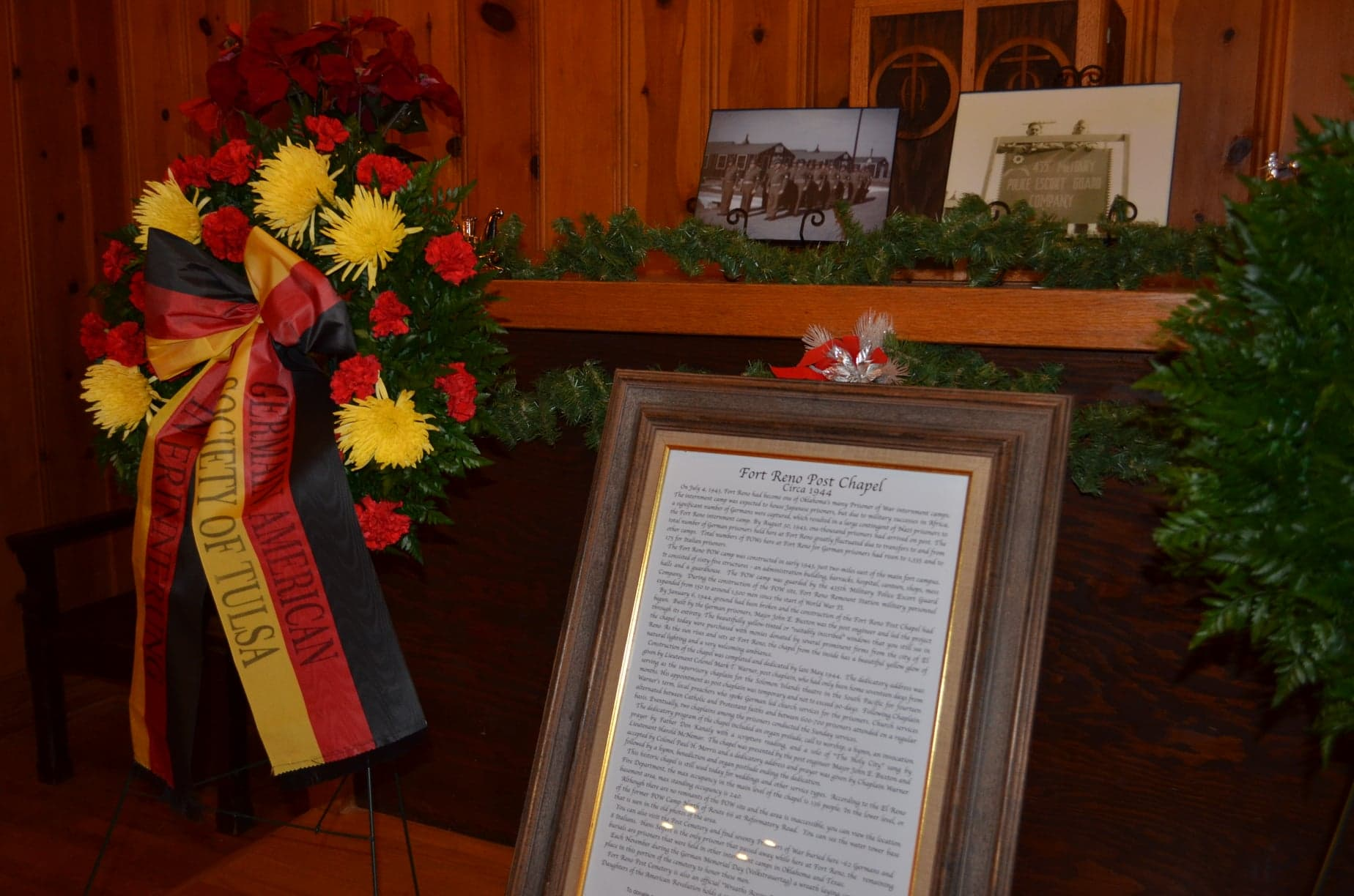 German Wreath 2019
